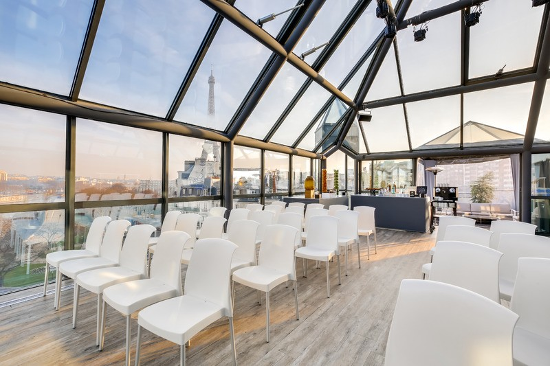 Conférence professionnelle rooftop grenelle