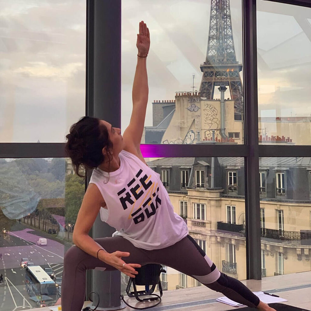 Run & Yoga chez ROOFTOP Grenelle